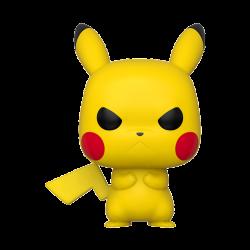Pokemon - Grumpy Pikachu-...