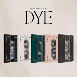 GOT7 - Mini Album [DYE]...