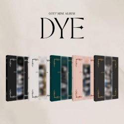 GOT7 - Mini Album [DYE]...