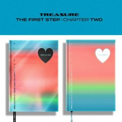 TREASURE - 2nd SINGLE ALBUM...
