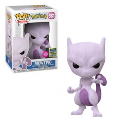Funko Pop! MEWTWO FLOCKED...