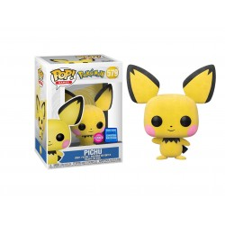Pokemon: Pichu FLOCKED -...