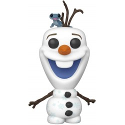 Frozen II: Olaf with Bruni...