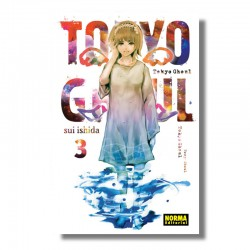Manga - Tokyo Ghoul Tomo 3