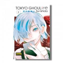 Manga - Tokyo Ghoul:Re Tomo 2