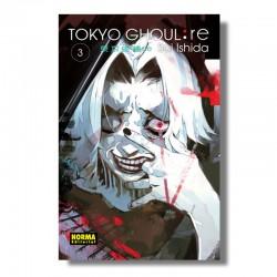 Manga - Tokyo Ghoul:Re Tomo 3