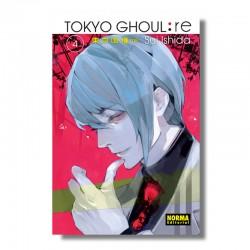 Manga - Tokyo Ghoul:Re Tomo 4