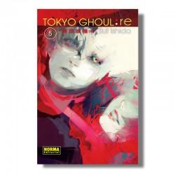 Manga - Tokyo Ghoul:Re Tomo 5