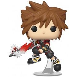 Kingdom hearts: Sora with...