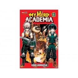 Manga - My hero academia...