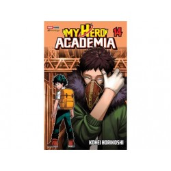 Manga - My hero academia...