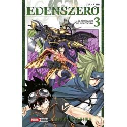 Manga - Edens Zero tomo 3