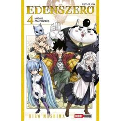 Manga - Edens Zero tomo 4