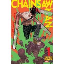 Manga Chainsaw Man tomo 1