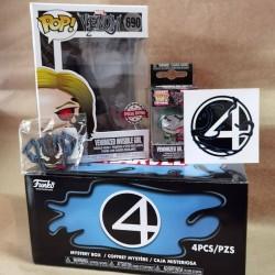 FUNKO Venomized Fantastic 4...