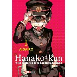 Manga - Hanako-Kun tomo 1