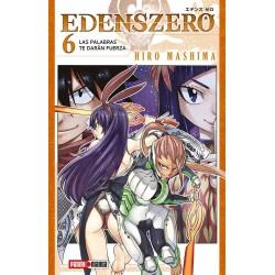 Manga - Edens zero tomo 6