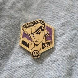 Pin metalico - Jojo's - Josuke
