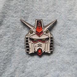 Pin metalico - Gundam