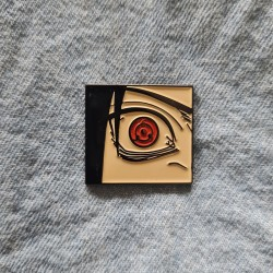Pin metalico - Sharingan