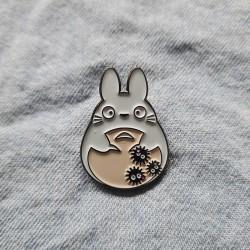 Pin metalico - Totoro