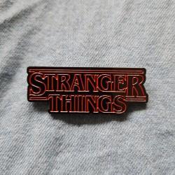 Pin metalico - Stranger Things