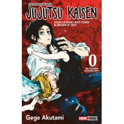 manga - jujutsu kaisen tomo 0
