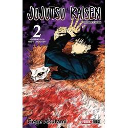 Manga - Jujutsu kaisen tomo 2