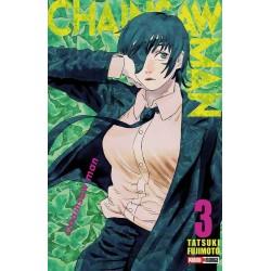 Manga - Chainsawman tomo 3