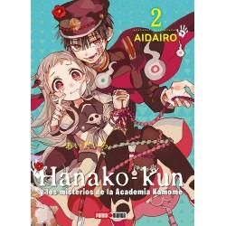 Manga - Hanako-kun tomo 2