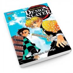 Manga - Demon slayer tomo 3