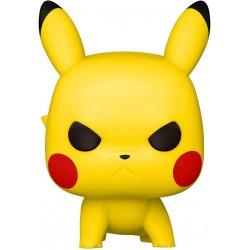 Pokemon - Pikachu attack...