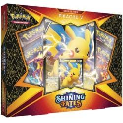POKÉMON JCC: Pikachu V Box...