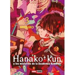 Manga : Hanako-kun tomo 3
