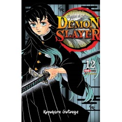 Manga : Demon slayer tomo 12