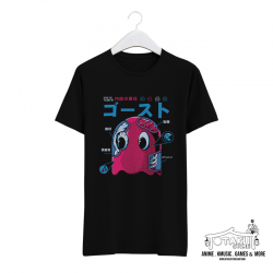 Playera - Pacman blinky
