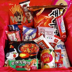 Caja de Snack