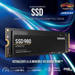 SAMSUNG SSD 980 PCIe 3.0...