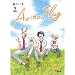 Manga: Ao No Flag Tomo 2