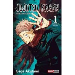 Manga: Jujutsu Kaisen Tomo 1
