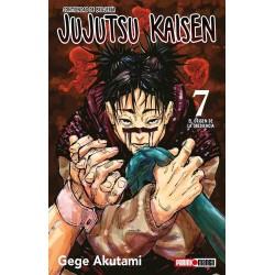 Manga: Jujutsu Kaisen tomo 7