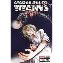 Manga: Ataque De Los...