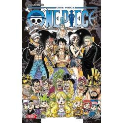 Manga: One Piece Tomo 78