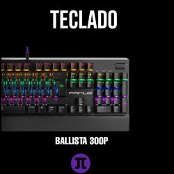 BALLISTA300P - ESPAÑOL