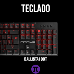 BALLISTA100T - ESPAÑOL