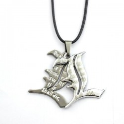 "COLLAR - DEATH NOTE ""L"""