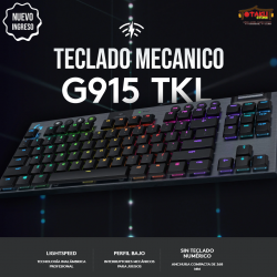 Logitech G915 TKL...