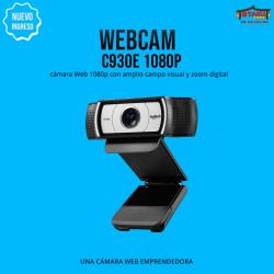 Camara Web Logitech  C930e...