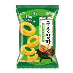 Calbee Haitai Snack Coreano...
