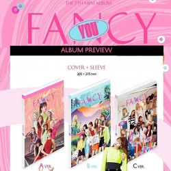 TWICE - Mini Album Vol.7...